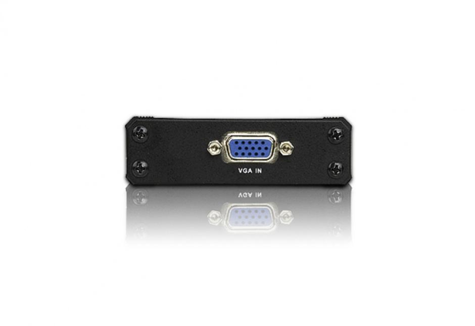 Imagine Convertor VGA la DVI-D M-M, Aten VC160A-1