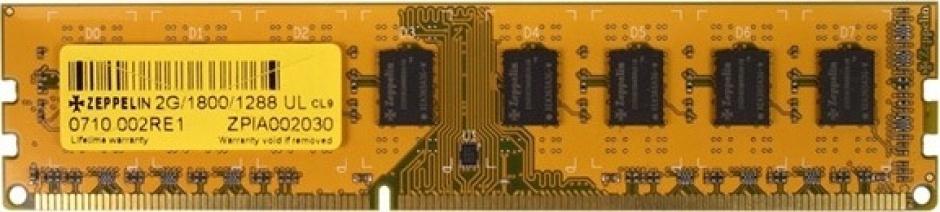 Imagine Memorie Zeppelin 4GB DDR3 1600MHz Bulk