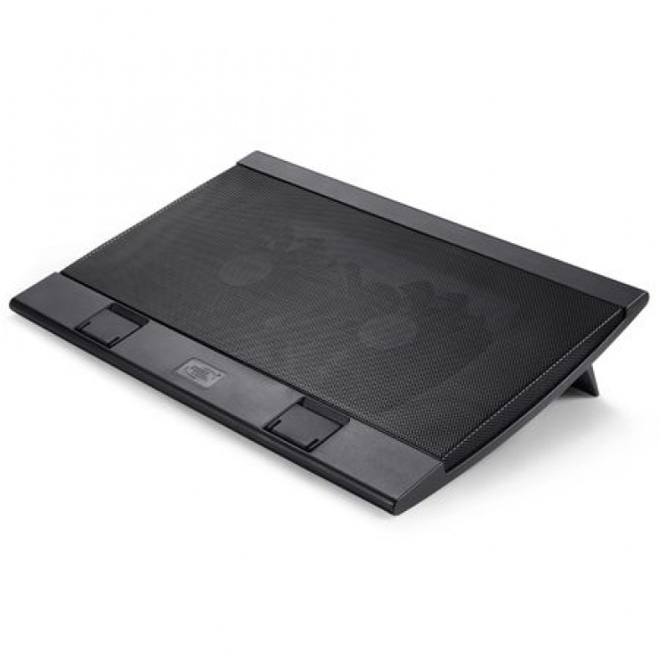 "Imagine Stand Notebook 15.6"", 2x140mm, DeepCool WINDPAL"