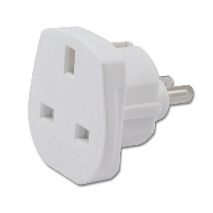 Imagine Adaptor priza UK/Europa la USA/Australia, Lindy L73067