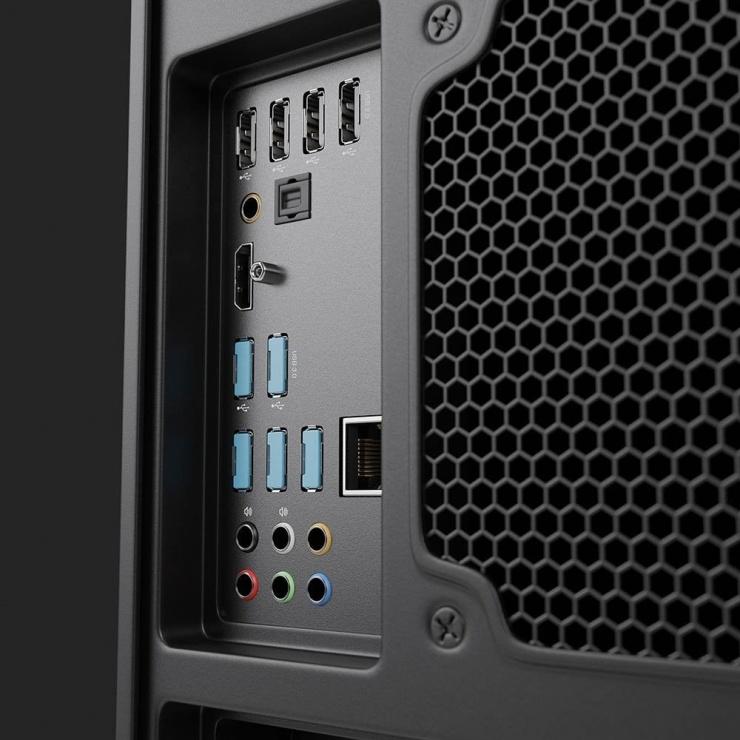 Imagine USB Port Blocker 10 bucati bleu, Lindy L40462