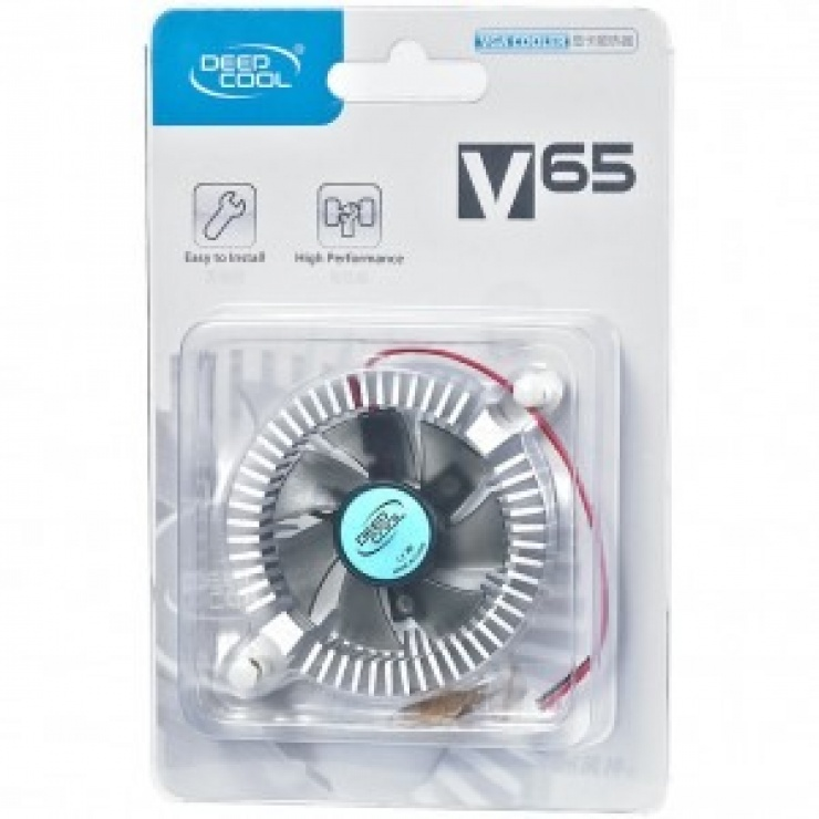 Imagine Cooler chipset placa video 50mm, DeepCool V65-1