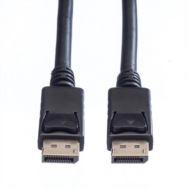 Imagine Cablu DisplayPort 4K LSOH T-T 2m Negru, Value 11.99.5762