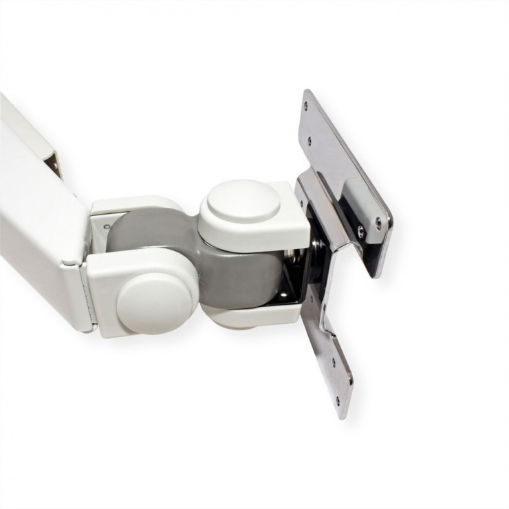 Imagine Suport monitor LCD cu brat montare masa/perete, Value 17.99.1123