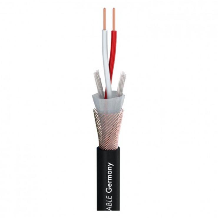 Imagine Cablu audio 2 x 0,34 mm 100m, 520-0051