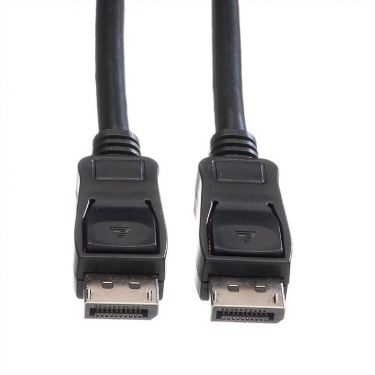 Imagine Cablu DisplayPort v1.2 T-T ecranat 1m, Value 11.99.5601