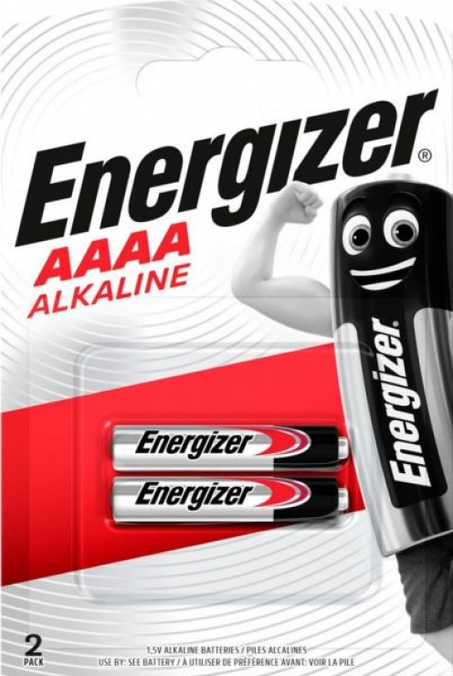 Imagine Set 2 buc baterii AAAA LR61, ENERGIZER