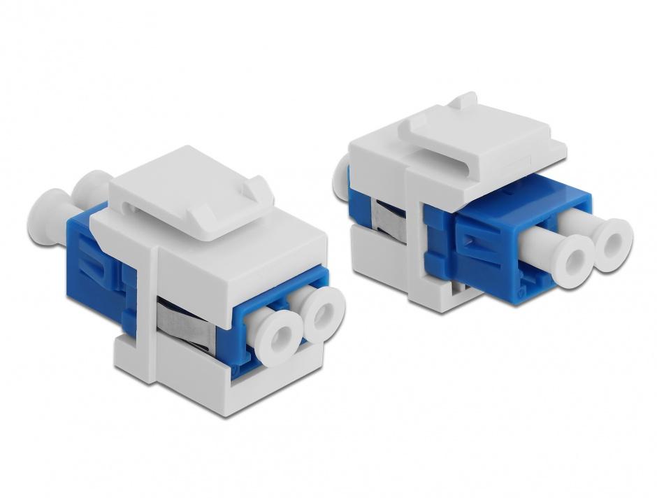 Imagine Modul Keystone LC Duplex Singlemode M-M, Delock 86357