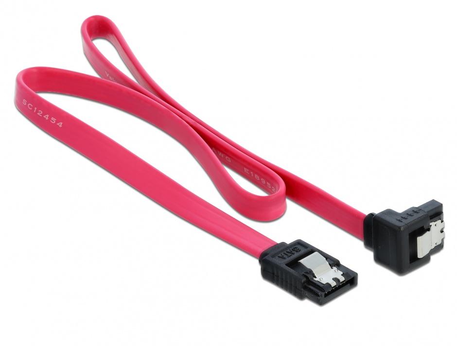 Imagine PCI Express cu 8 porturi SATA III, Delock 90391