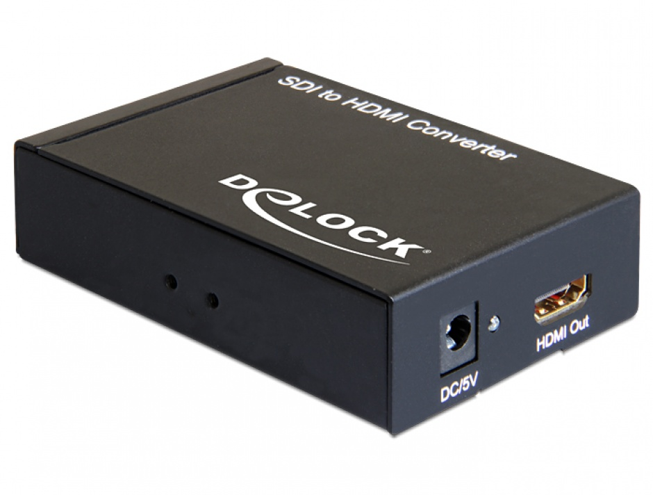 Imagine Convertor 3G-SDI la HDMI, Delock 93237