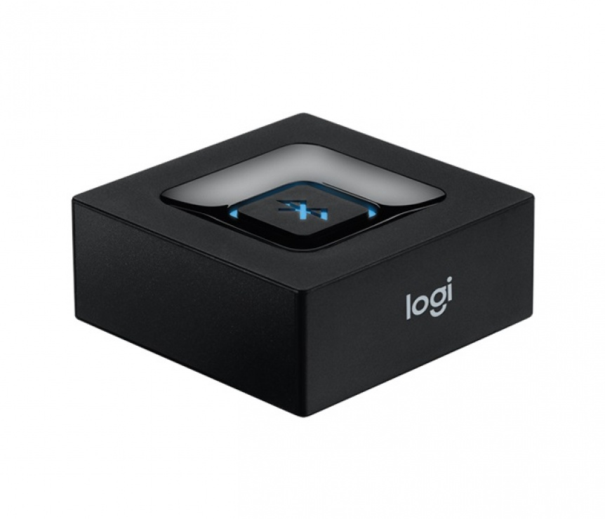 Imagine Receiver audio bluetooth Wireless streaming, Logitech