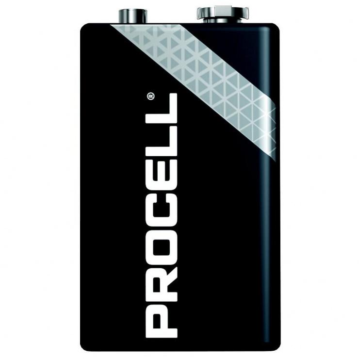 Imagine Baterie alcalina 9V, Procell