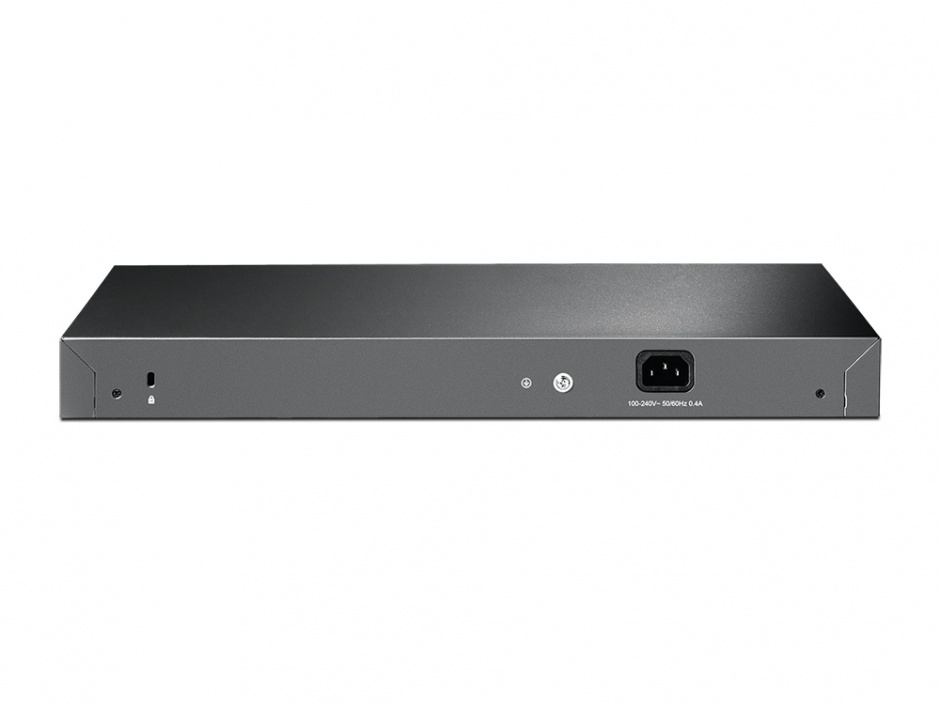 Imagine JetStream 16-Port Gigabit L2 Managed Switch cu 2 SFP Slots, TP-LINK T2600G-18TS(TL-SG3216)