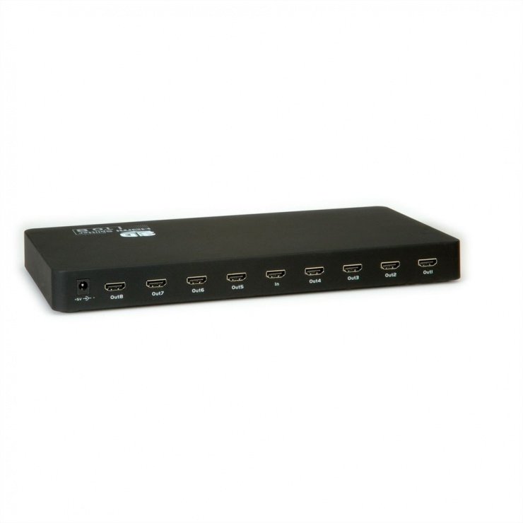 Imagine Multiplicator HDMI Full HD 8 porturi, Value 14.99.3507