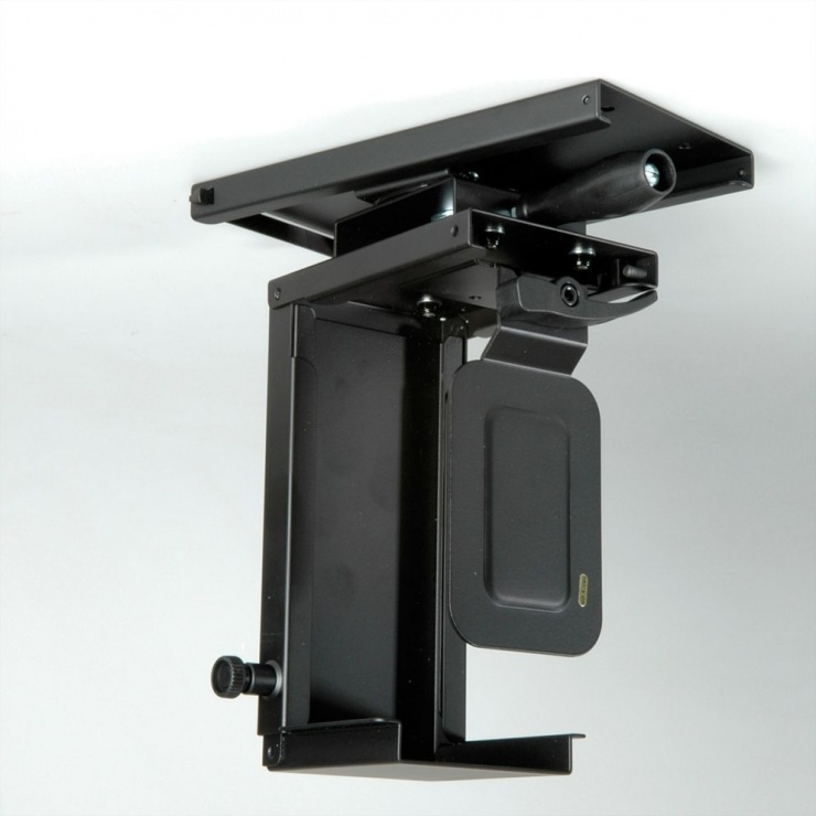 Imagine Suport Mini PC montare sub masa extensibil/rotativ, Roline 17.03.1131