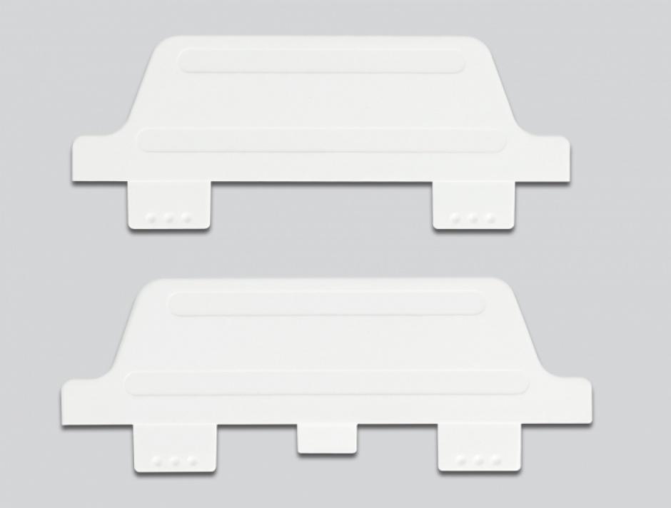 Imagine Suport pentru 6 tablete / smartphone Alb, Delock 18365