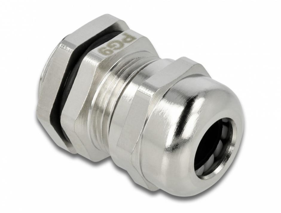 Imagine Garnitura de etansare a cablului PG9, Delock 60276