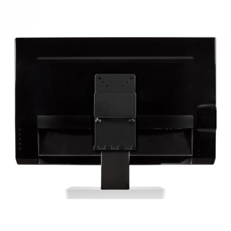 Imagine Suport mini PC cu organizator cabluri, Logilink BP0149