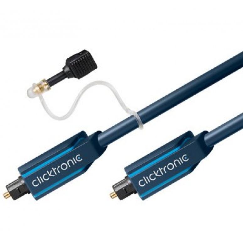 Imagine Cablu audio optic Toslink SPDIF 15m, Clicktronic CLICK70374