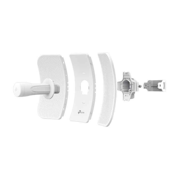 Imagine Acces Point wireless exterior 5GHz AC 867Mbps 23dBi, TP-LINK CPE710