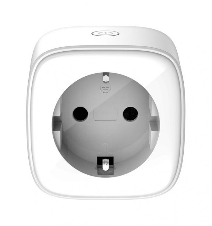 Imagine Priza inteligenta Schuko Wi-Fi cu monitorizarea energiei, D-LINK DSP-W218