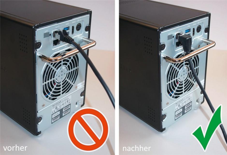 Imagine Cablu de retea cat 6 SFTP cu 1 unghi 90 grade 1m Negru, Goobay G51543