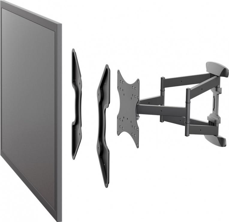 Imagine Adaptor VESA 200mm x 200mm la 400mm x 400mm, Goobay G60134