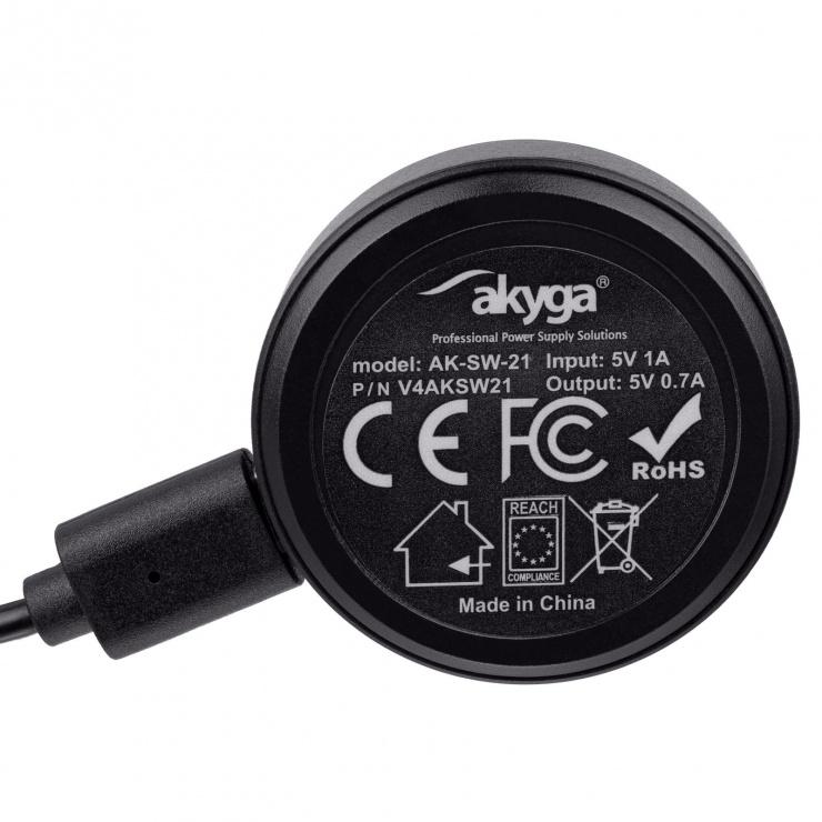 Imagine Cablu de incarcare Huawei Watch GT, AK-SW-21