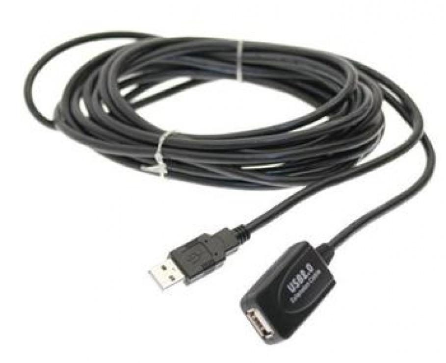 Imagine Cablu prelungitor activ USB 2.0 T-M 5m
