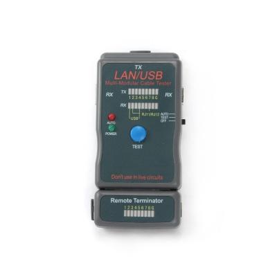 Imagine Tester retea UTP, STP, USB, Gembird NCT-2
