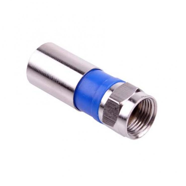 Imagine Conector F de compresie 6.8mm, WTY0620