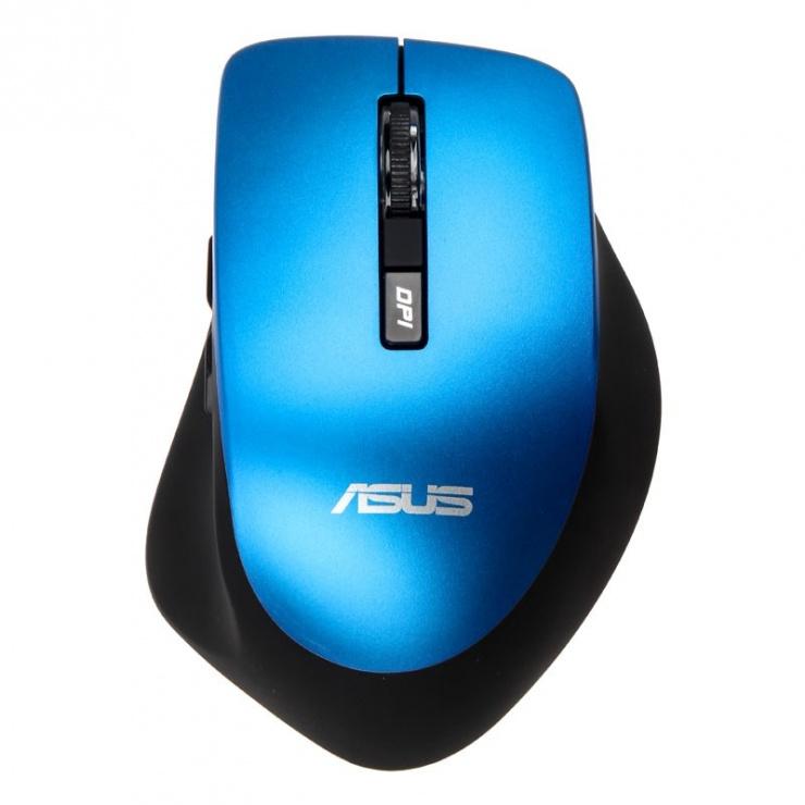 Imagine Mouse optic wireless Blue, ASUS WT425