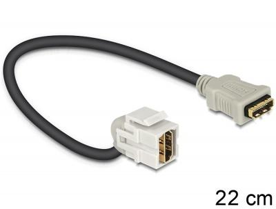 Imagine Modul Keystone HDMI-A 110 grade mama, Delock 86326