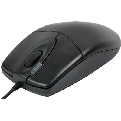 Imagine Mouse USB optic 2 x Click Negru, A4tech OP-620D-U1-1