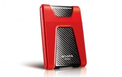 """Imagine Hard Disk Extern ADATA EXTERN 2.5"""" USB 3.0 1TB HD650 Black&Red"""