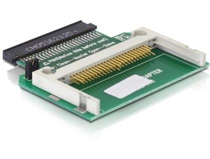 Convertor 1.8 IDE la Compact Flash tip I/II, Delock 91479