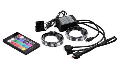 Banda LED RGB COLOR 3 culori, telecomanda, DeepCool RGB350