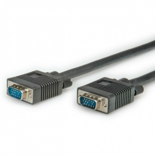 Cablu VGA ecranat 15T-15T 10m, S3628