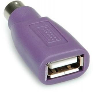 Adaptor PS/2 la USB pentru tastatura T-M, Value 12.99.1073