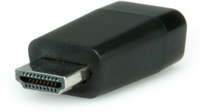 Adaptor MYCON HDMI la VGA T-M Negru, CON3208