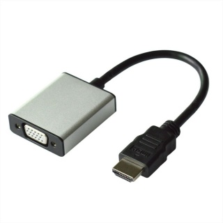 Adaptor HDMI la VGA cu audio T-M, Value 12.99.3119