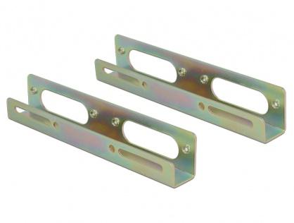 Kit de montare pentru HDD 2.5 inch la 3.5 inch, Delock 18105