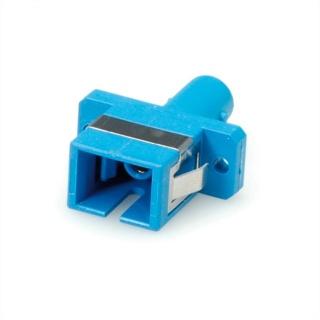 Adaptor fibra optica ST/SC Simplex Multimode PB, Roline 21.17.0105