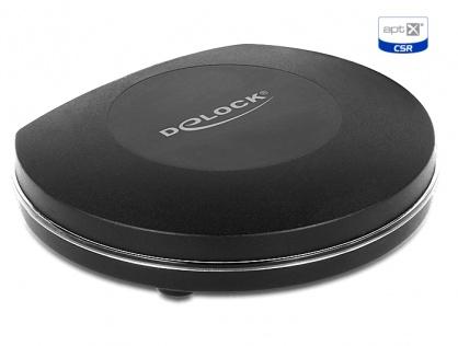 Music Receiver Bluetooth aptX, Delock 27168