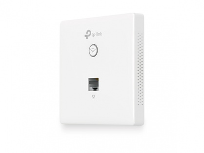 Access Point wireless N 300Mbps cu montare in doza de pe perete, TP-LINK EAP115-Wall
