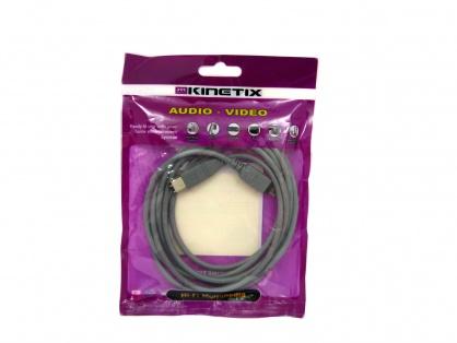 Cablu Firewire 4 pini la 6 pini 2m, KTCBLHE14033A