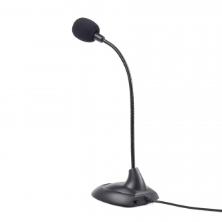 Microfon cu jack 3.5mm, Gembird MIC-205