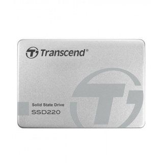 SSD TRANSCEND SSD220S 240Gb TLC NAND SATA 3 Aluminium