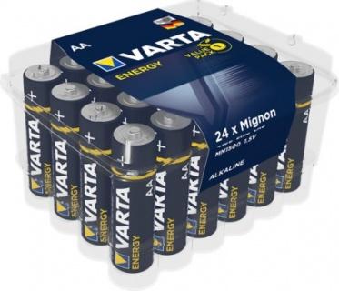 Baterie VARTA Energy AA LR6 MN1500 (1 bucata)