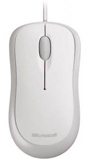 Mouse USB optic Basic for business, Microsoft 4YH-00008